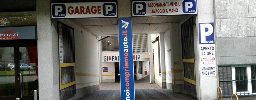 Beatrice D'este Parking H24