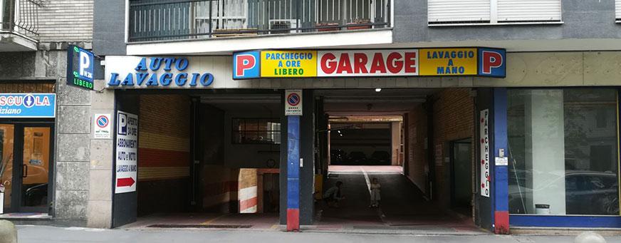 Poliziano Parking